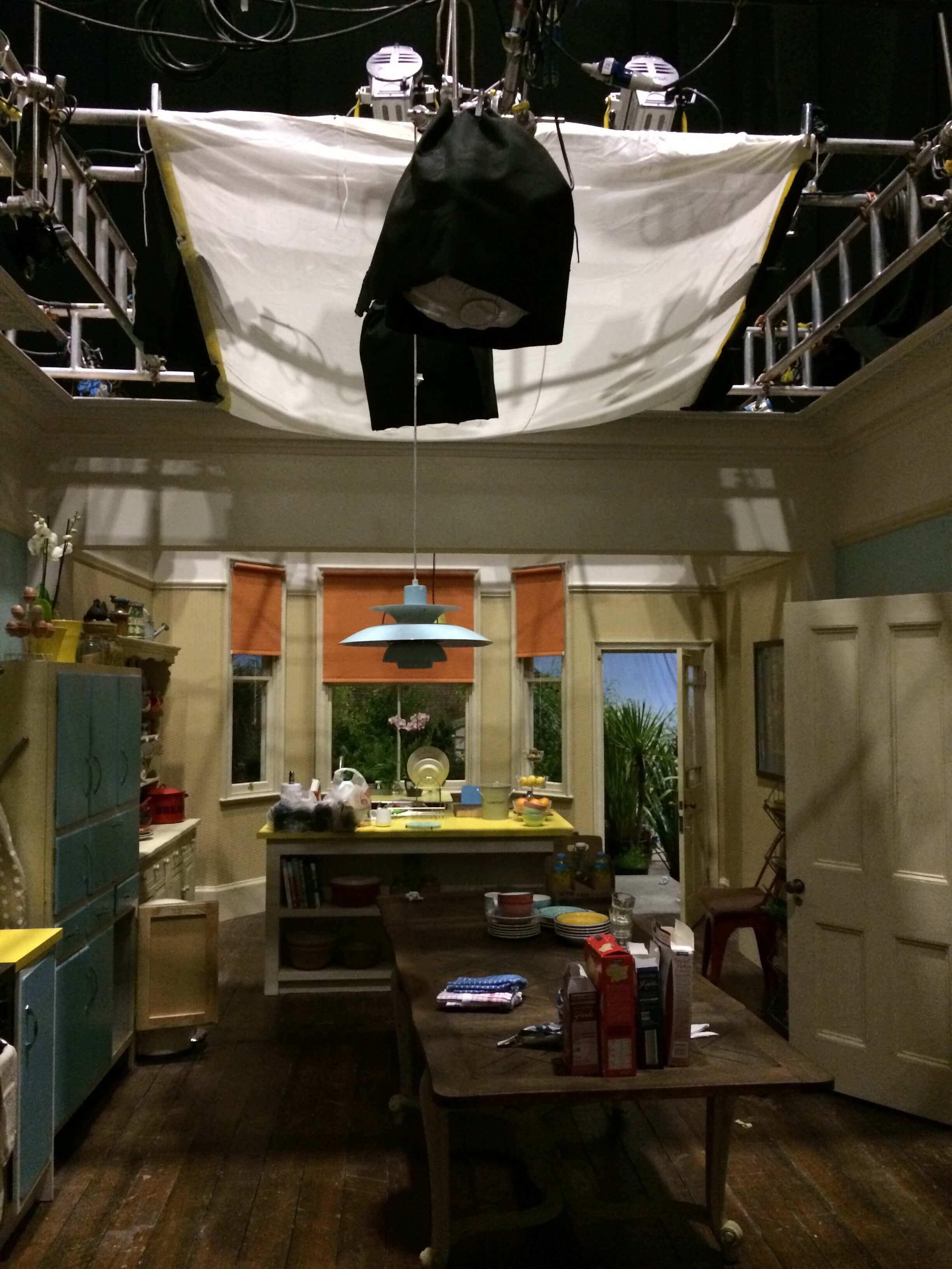Studio Fit Out | Silverfox Design & Build