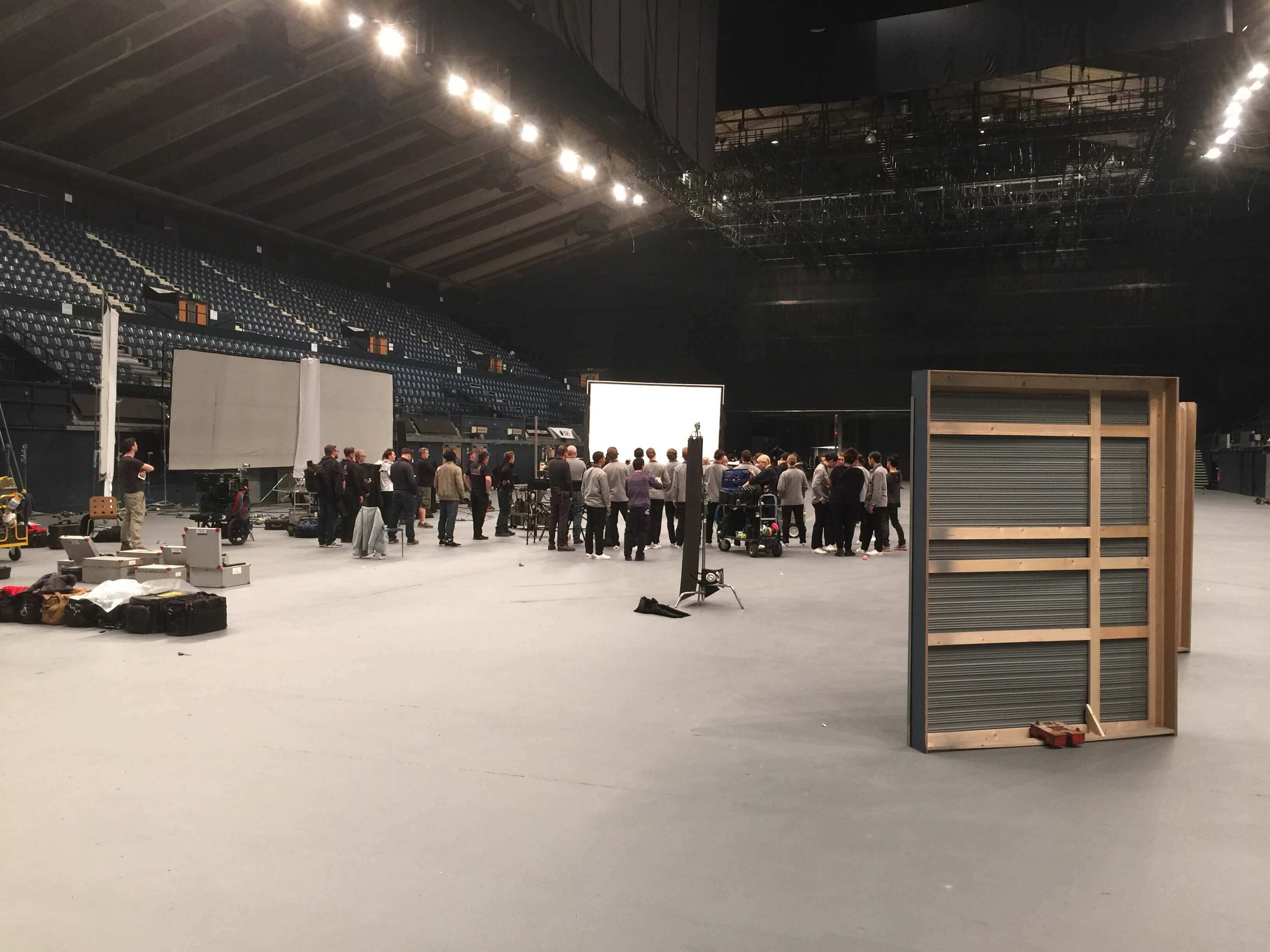 Exhibition Fit Out | Silverfox Design & Build