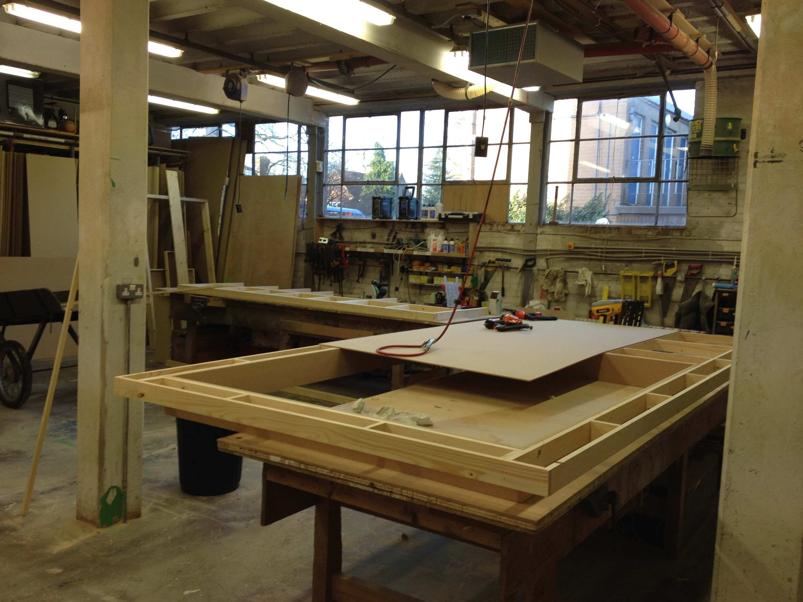 Studio Construction | Silverfox Design & Build