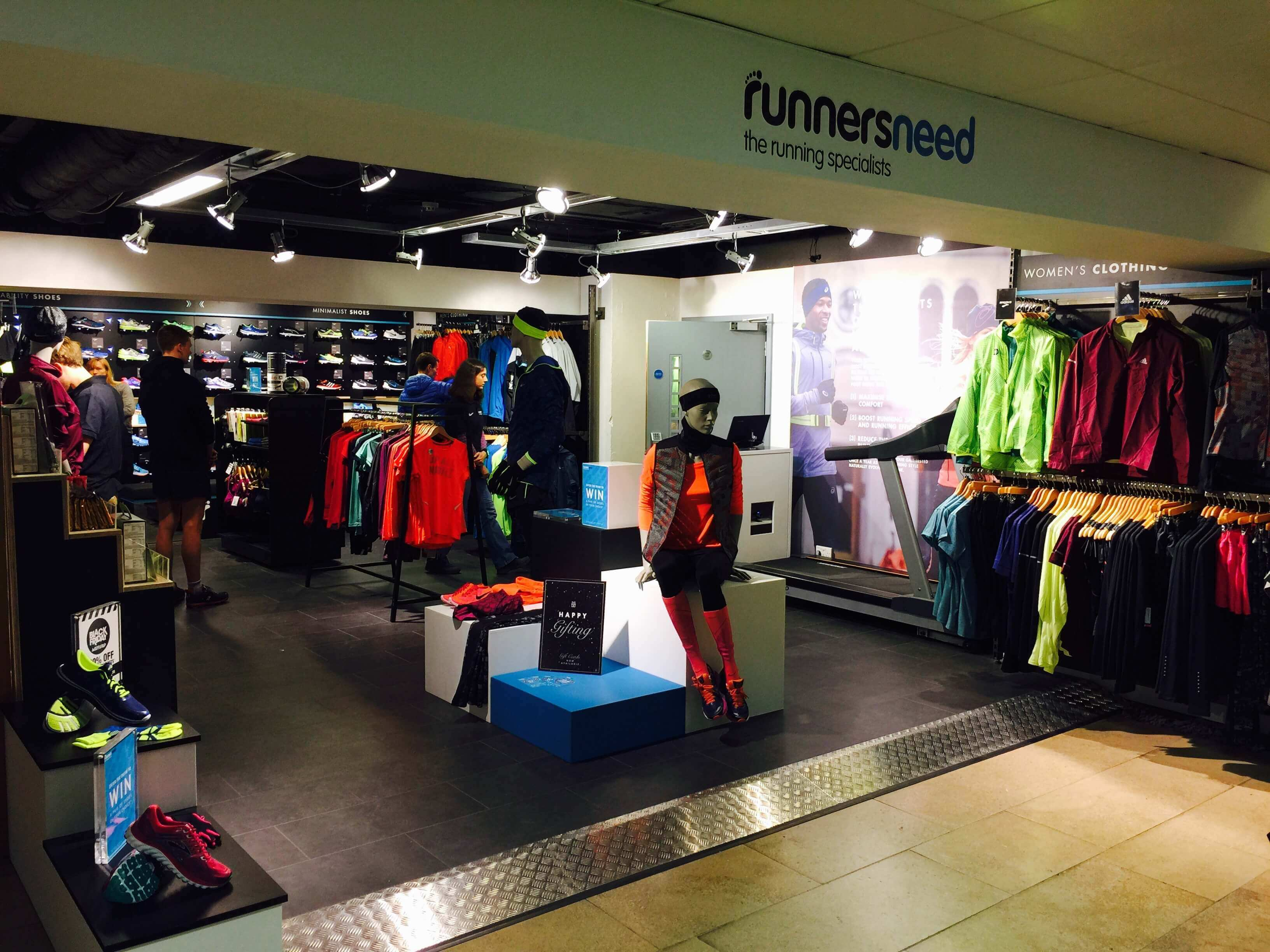 Runnersneed | Silverfox Design & Build