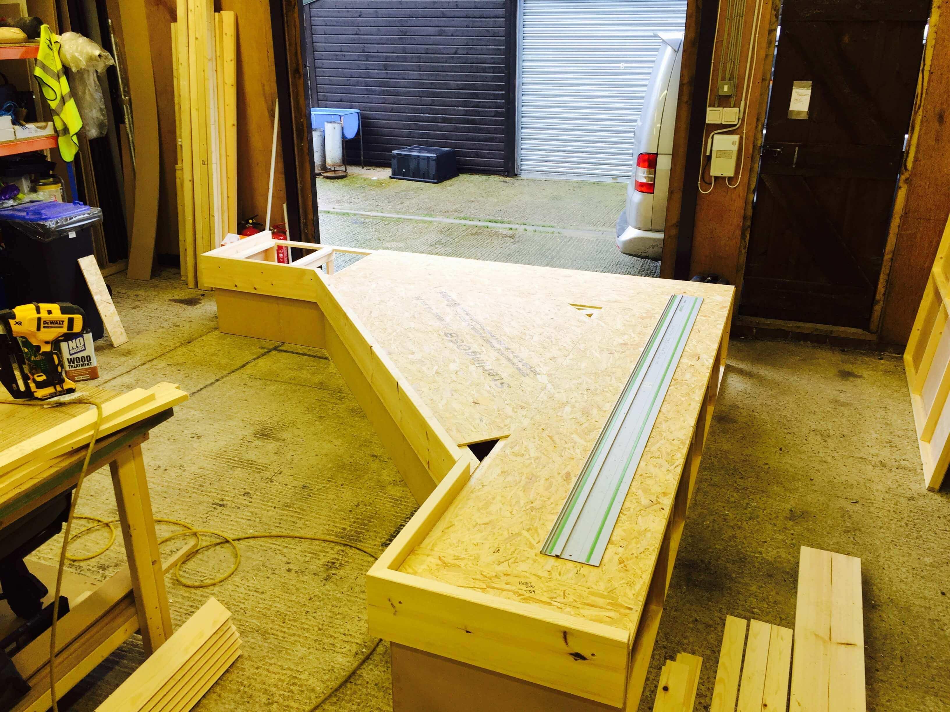 Garage Construction | Silverfox Design & Build