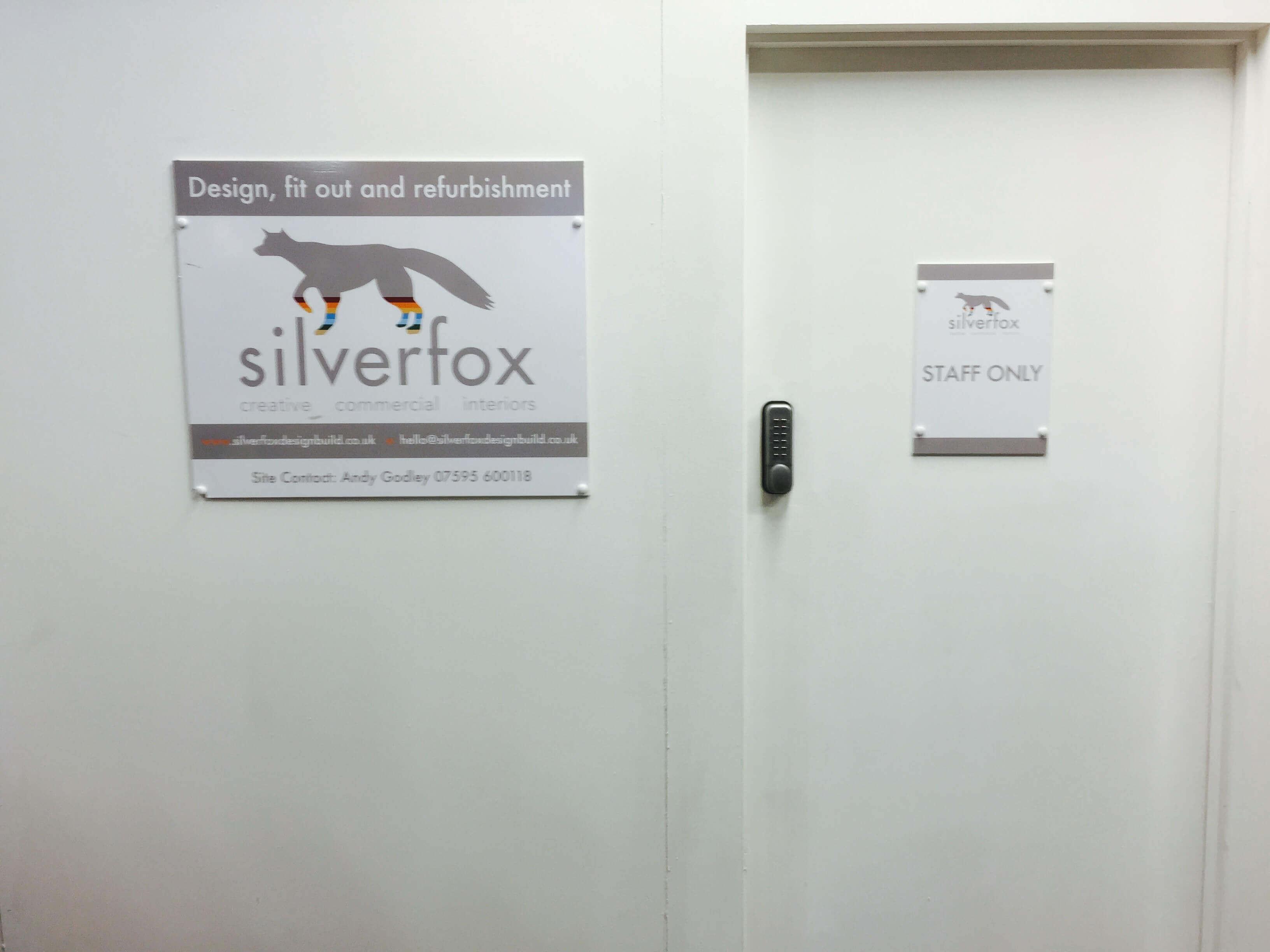 Silverfox Design & Build Office
