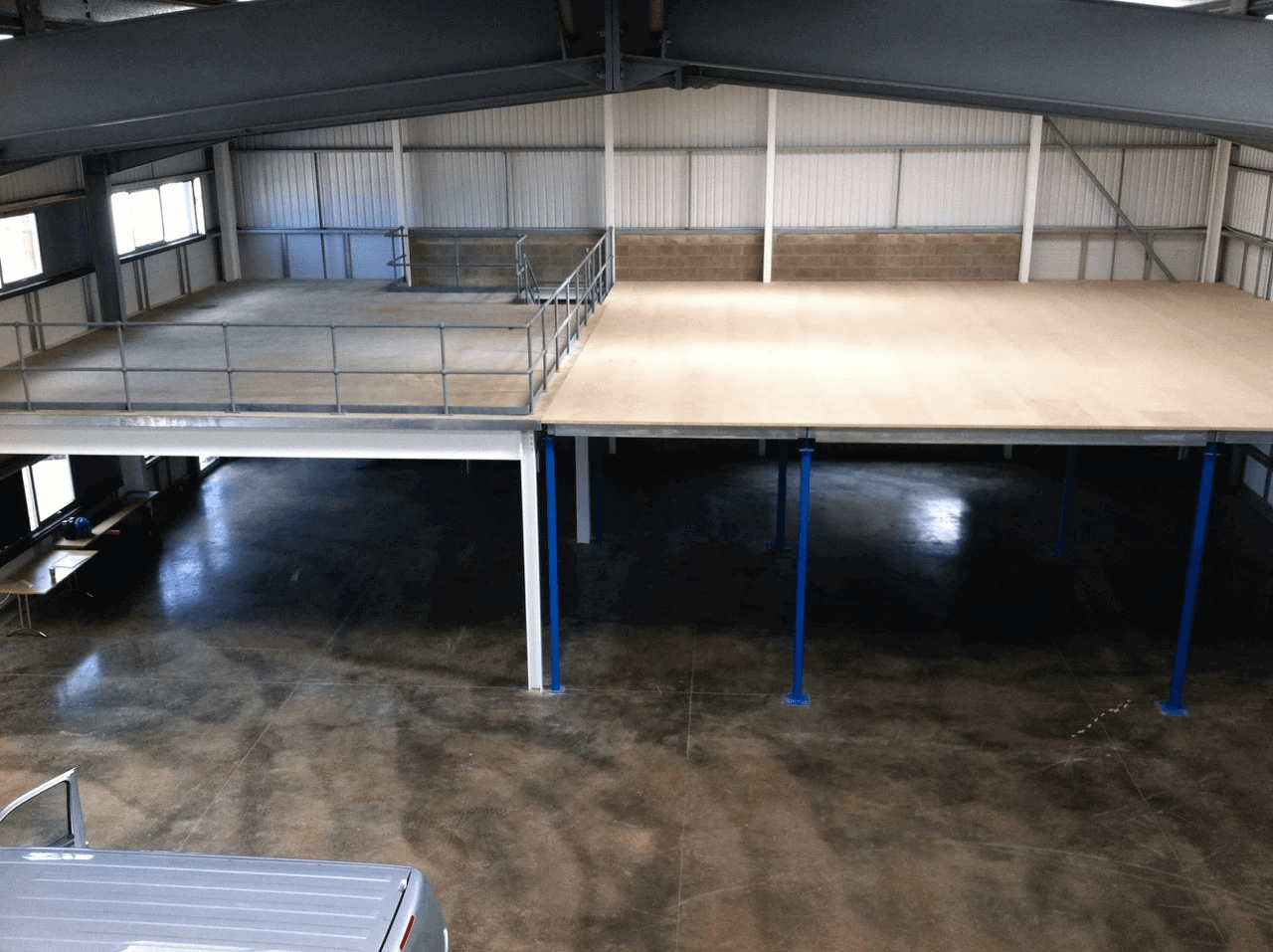 Warehouse Fit Out | Silverfox Design & Build