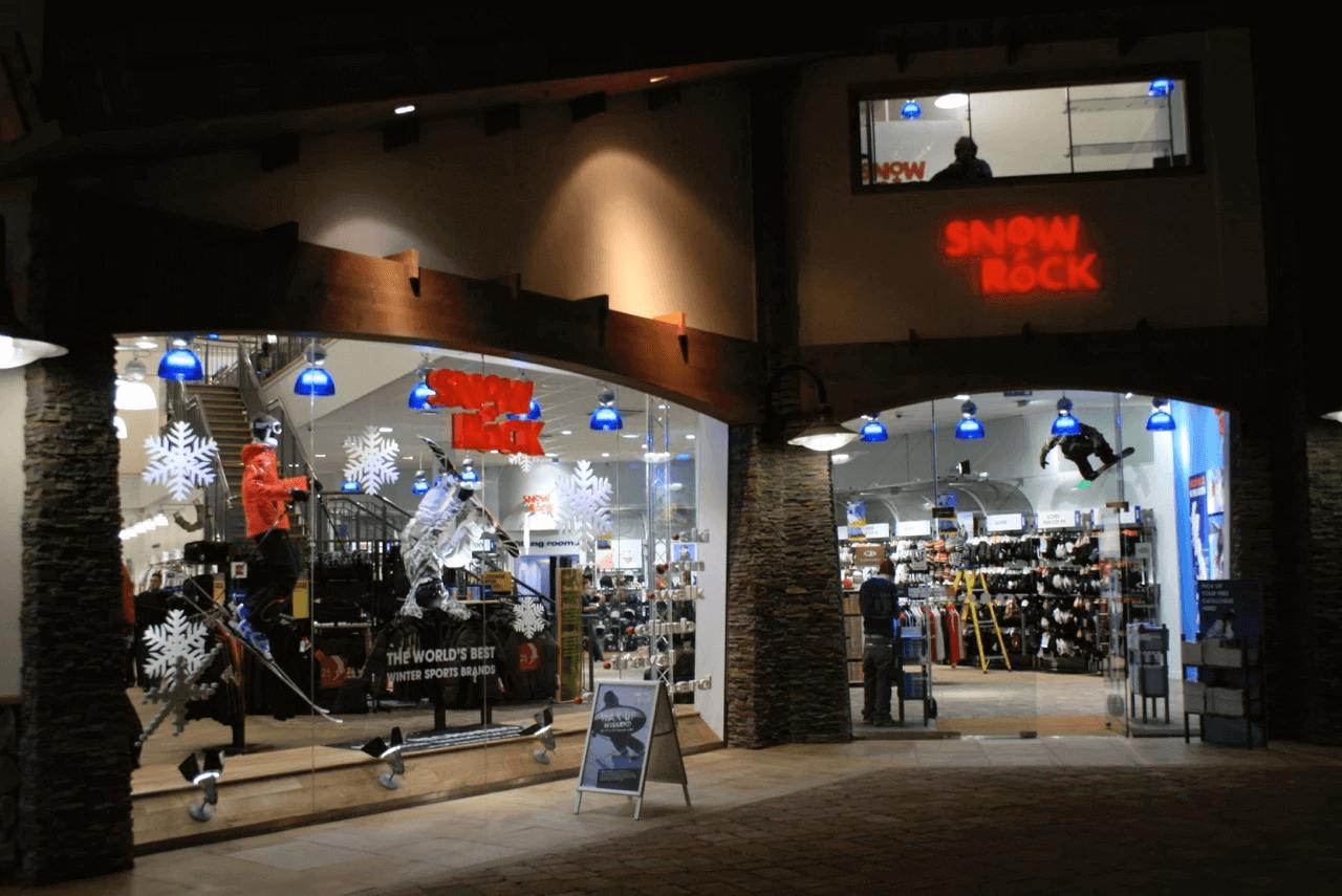 Snow & Rock | Silverfox Design & Build