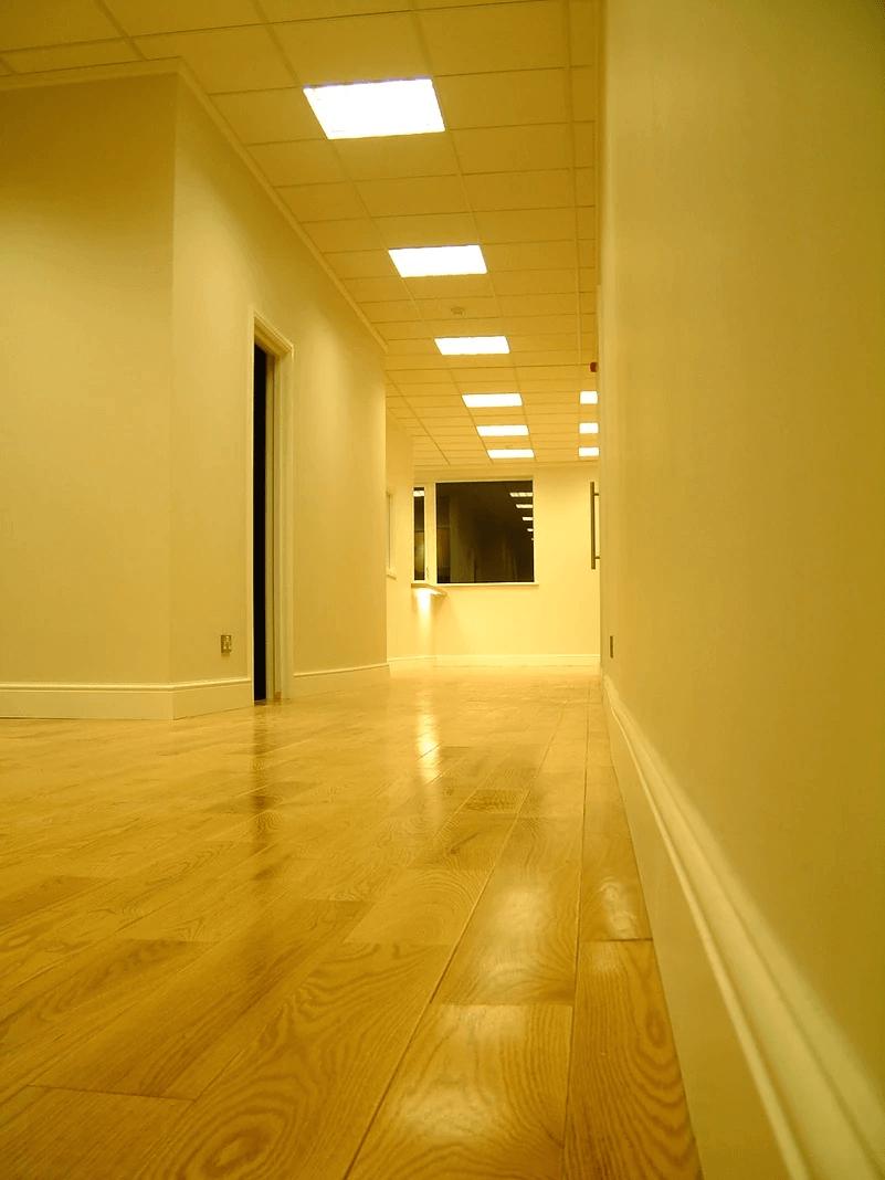 Corridor | Silverfox Design & Build