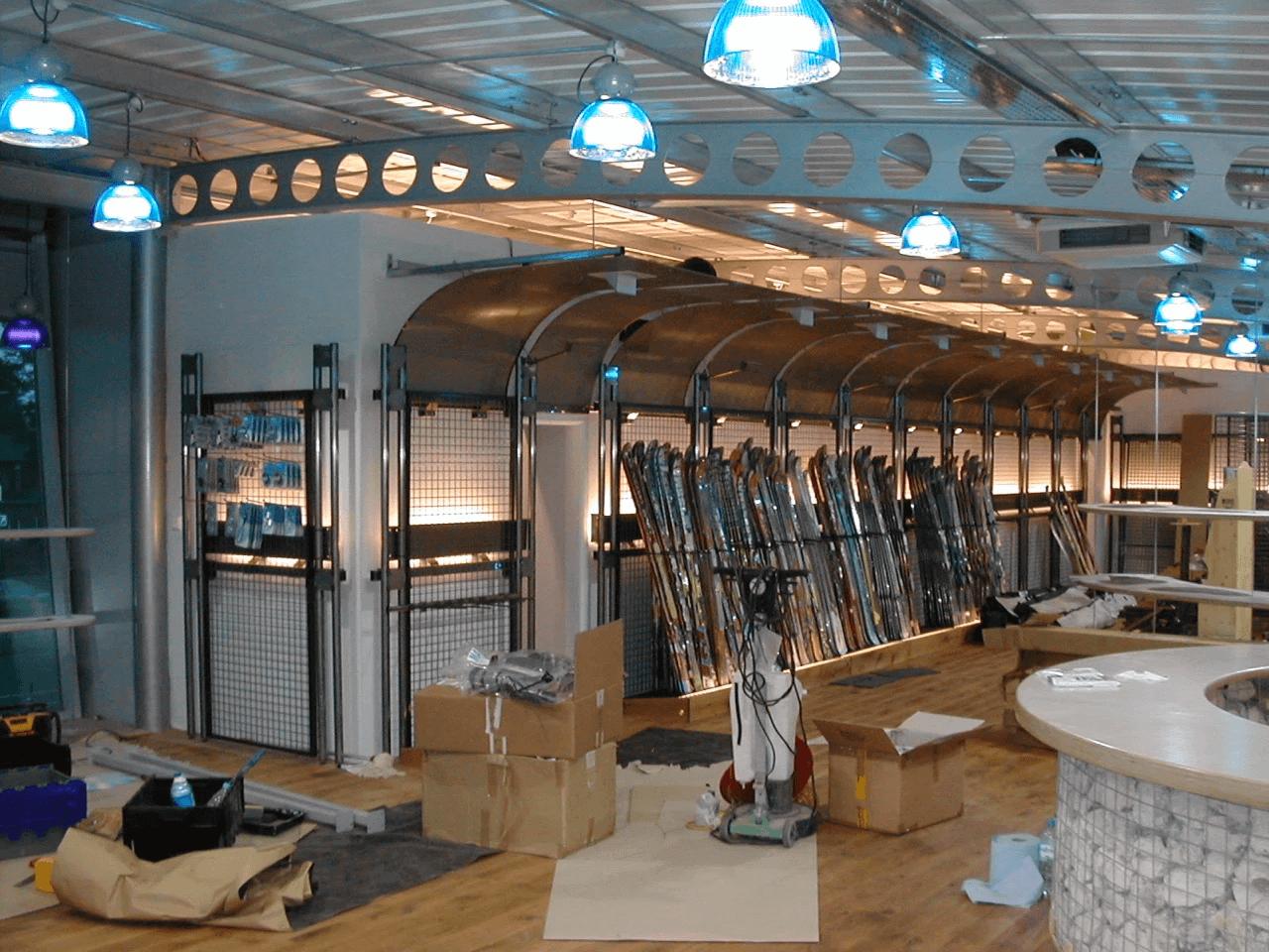 Retail Fit Out | Silverfox Design & Build