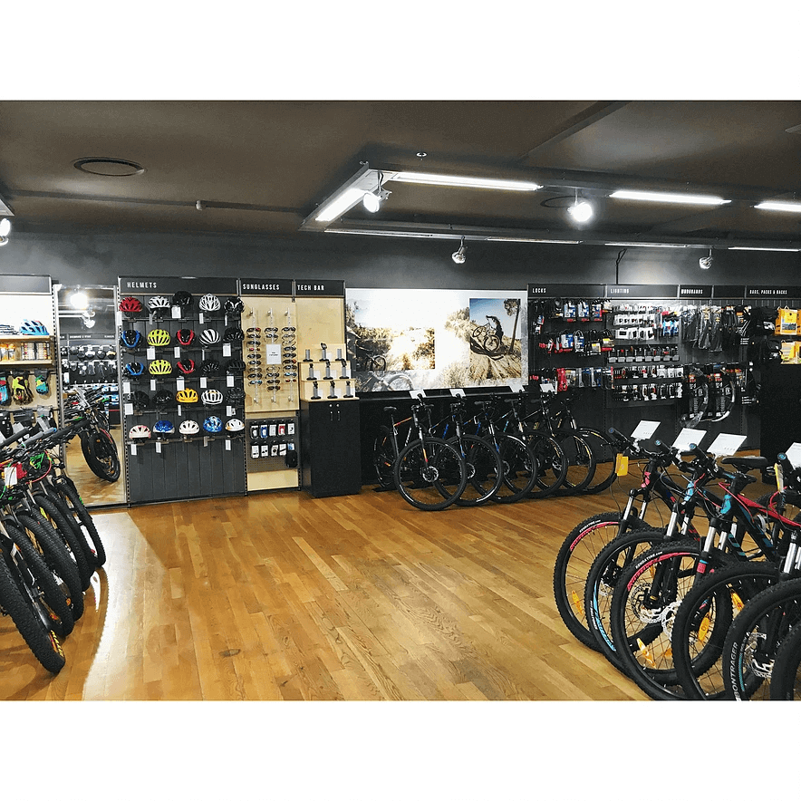 Bike Store | Silverfox Design & Build